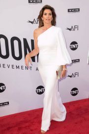 Cindy Crawford at American Film Institute's 46th Life Achievement Award in Hollywood 2018/06/07 2