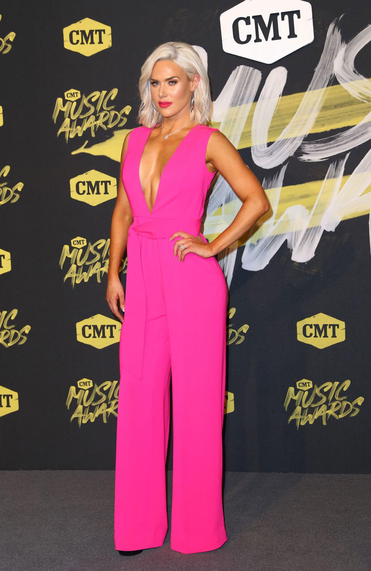 CJ Lana Perry at CMT Music Awards 2018 in Nashville 2018/06/06 1