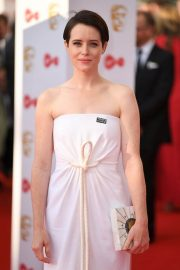 Claire Foy at Bafta TV Awards in London 2018/05/13 1