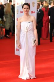 Claire Foy at Bafta TV Awards in London 2018/05/13 2