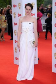Claire Foy at Bafta TV Awards in London 2018/05/13 3