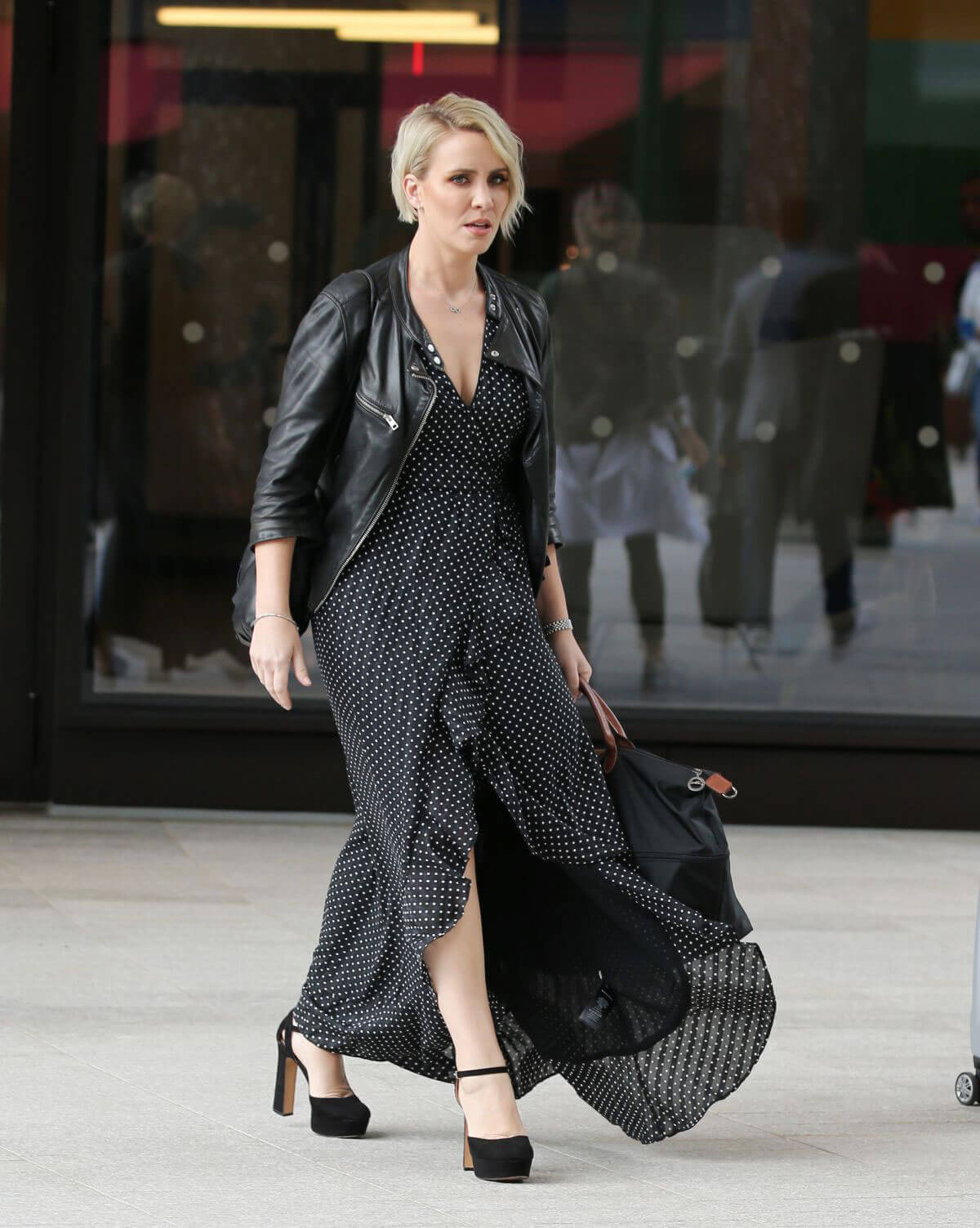 Claire Richards at ITV Studios in London 2018/06/07 7