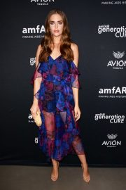 Clara Alonso at Amfar Gencure Solstice 2018 in New York 2018/06/21 2