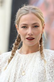 Clara Paget at Royal Academy of Arts Summer Exhibition Preview Party in London 2018/06/06 1