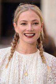 Clara Paget at Royal Academy of Arts Summer Exhibition Preview Party in London 2018/06/06 3