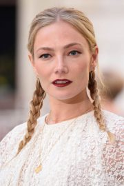 Clara Paget at Royal Academy of Arts Summer Exhibition Preview Party in London 2018/06/06 4