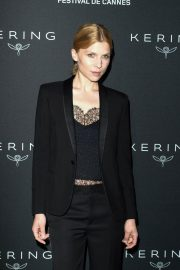 Clemence Poesy at Kering Dinner at 71st Cannes Film Festival 2018/05/13 2