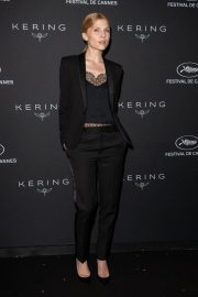 Clemence Poesy at Kering Dinner at 71st Cannes Film Festival 2018/05/13 3