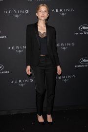 Clemence Poesy at Kering Dinner at 71st Cannes Film Festival 2018/05/13 4