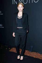 Clemence Poesy at Kering Dinner at 71st Cannes Film Festival 2018/05/13 6
