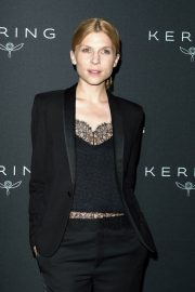 Clemence Poesy at Kering Dinner at 71st Cannes Film Festival 2018/05/13 9