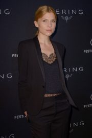 Clemence Poesy at Kering Dinner at 71st Cannes Film Festival 2018/05/13 10