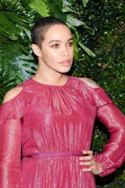 Cleopatra Coleman at Max Mara WIF Face of the Future in Los Angeles 2018/06/12 2