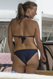 Coleen Rooney in Bikini at a Beach in Barbados 2018/05/27 3