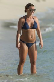 Coleen Rooney in Bikini at a Beach in Barbados 2018/05/27 4