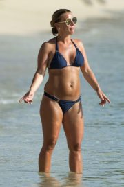 Coleen Rooney in Bikini at a Beach in Barbados 2018/05/27 7