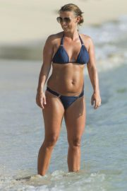 Coleen Rooney in Bikini at a Beach in Barbados 2018/05/27 8