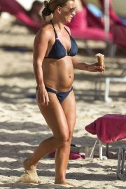 Coleen Rooney in Bikini at a Beach in Barbados 2018/05/27 9