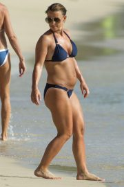 Coleen Rooney in Bikini at a Beach in Barbados 2018/05/27 12