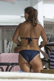 Coleen Rooney in Bikini at a Beach in Barbados 2018/05/27 14