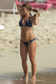 Coleen Rooney in Bikini at a Beach in Barbados 2018/05/27 19