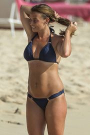 Coleen Rooney in Bikini at a Beach in Barbados 2018/05/27 22