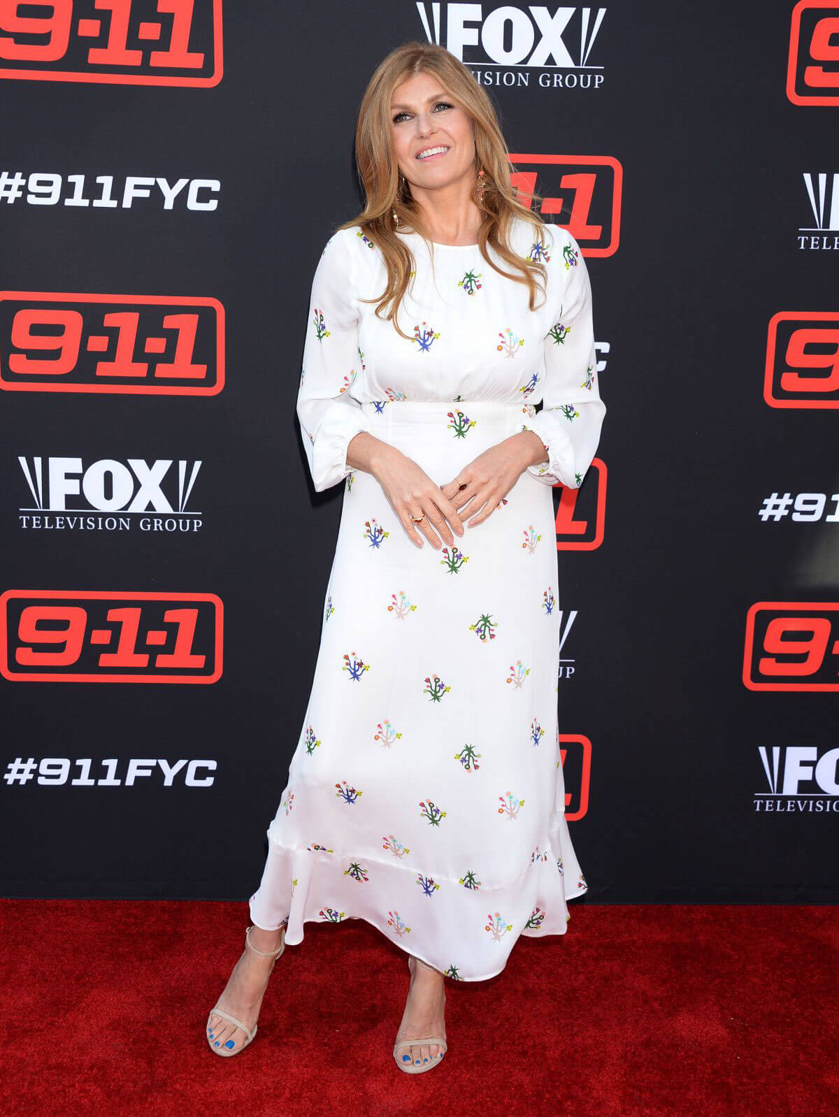 Connie Britton at 9-1-1 FYC Event in Hollywood 2018/06/04 6