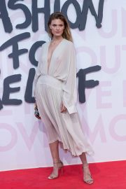 Constance Jablonski at Fashion for Relief at 2018 Cannes Film Festival 2018/05/13 10