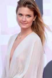 Constance Jablonski at Fashion for Relief at 2018 Cannes Film Festival 2018/05/13 12