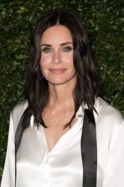Courteney Cox at Chanel Dinner Celebrating Our Majestic Oceans in Malibu 2018/06/02 1