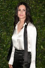 Courteney Cox at Chanel Dinner Celebrating Our Majestic Oceans in Malibu 2018/06/02 3