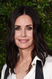 Courteney Cox at Chanel Dinner Celebrating Our Majestic Oceans in Malibu 2018/06/02 5