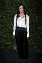 Courteney Cox at Chanel Dinner Celebrating Our Majestic Oceans in Malibu 2018/06/02 7