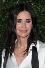 Courteney Cox at Chanel Dinner Celebrating Our Majestic Oceans in Malibu 2018/06/02 8
