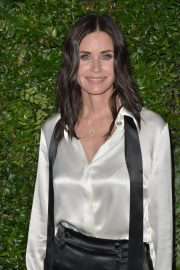 Courteney Cox at Chanel Dinner Celebrating Our Majestic Oceans in Malibu 2018/06/02 11