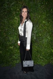 Courteney Cox at Chanel Dinner Celebrating Our Majestic Oceans in Malibu 2018/06/02 12