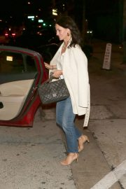 Courteney Cox Night Out in West Hollywood 2018/05/30 2