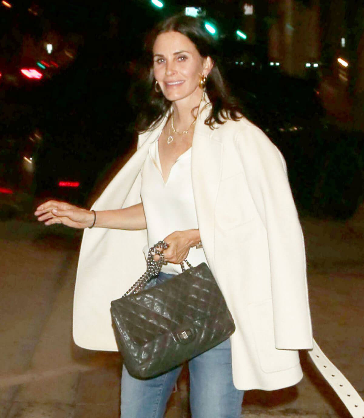 Courteney Cox Night Out in West Hollywood 2018/05/30 8