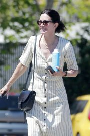 Courteney Cox Out for Lunch in Malibu 2018/05/29 1