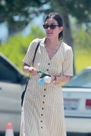 Courteney Cox Out for Lunch in Malibu 2018/05/29 13