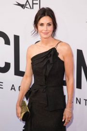 Courteney Cox Stills at American Film Institute's 46th Life Achievement Award Gala Tribute to George Clooney in Hollywood 2018/06/07 2