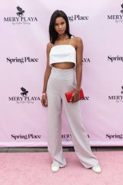 Daiane Sodre at Mery Playa by Sofia Resing Launch in New York 2018/06/20 1
