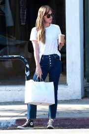 Dakota Johnson in Jeans Out Shopping in West Hollywood 2018/06/06 11