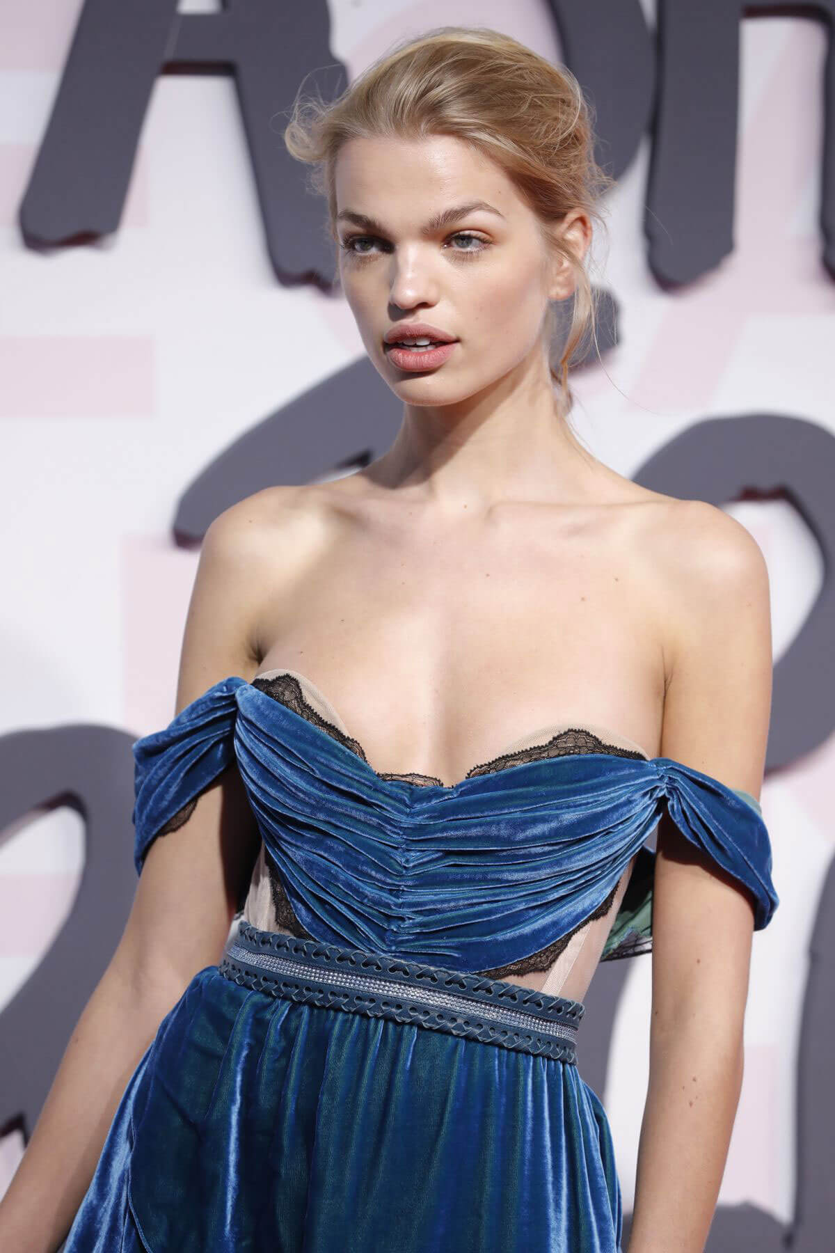 Daphne Groeneveld at Fashion for Relief at 2018 Cannes Film Festival 2018/05/13 1