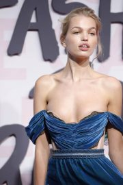 Daphne Groeneveld at Fashion for Relief at 2018 Cannes Film Festival 2018/05/13 2