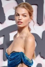 Daphne Groeneveld at Fashion for Relief at 2018 Cannes Film Festival 2018/05/13 6