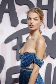 Daphne Groeneveld at Fashion for Relief at 2018 Cannes Film Festival 2018/05/13 17