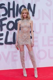 Daria Strokous at Fashion for Relief at 2018 Cannes Film Festival 2018/05/13 12