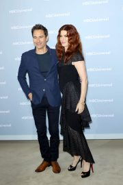 Debra Messing at NBCUniversal Upfront Presentation in New York 2018/05/14 4