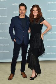 Debra Messing at NBCUniversal Upfront Presentation in New York 2018/05/14 6